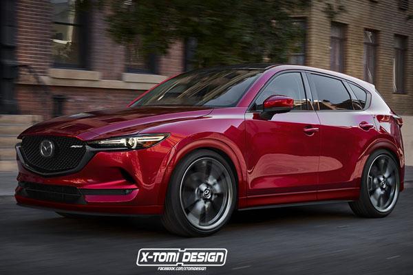Мазда может вернуть кжизни «заряженные» Mazdaspeed