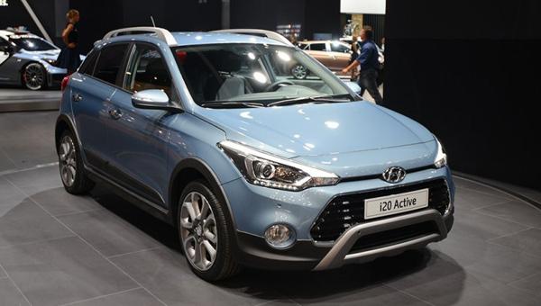 Обновленный Hyundai i20 представят в начале следующего года