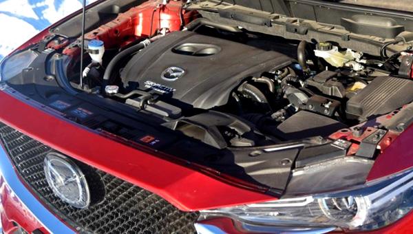 Mazda с моторами Skyactiv-3 хочет конкурировать с электромобилями