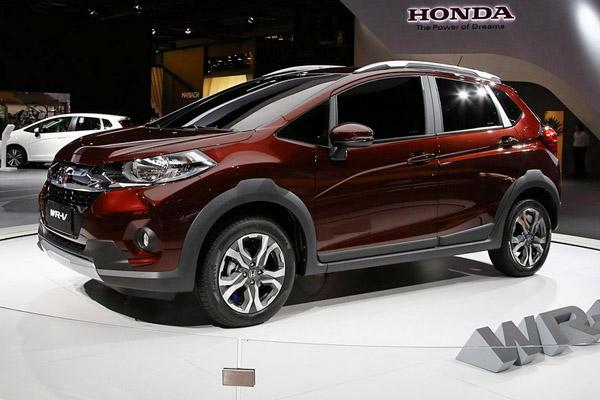 На бразильском заводе готовятся к запуску в серию нового Honda WR-V