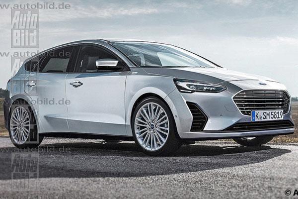 Новый Форд Focus получит модификацию купе