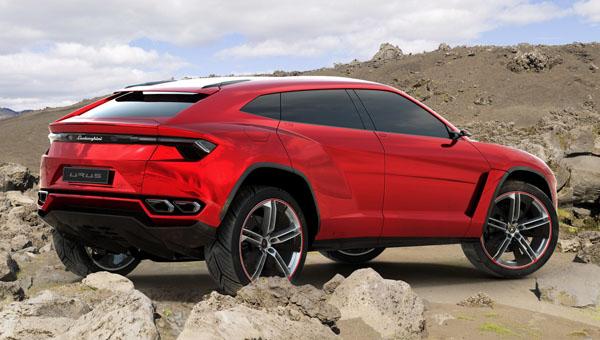 Стартовал прием заказов надолгожданный Lamborghini Urus