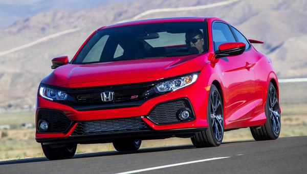 Названы цены навсе комплектации Хонда Civic 2018