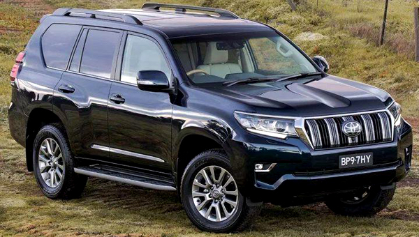 Тойота Land Cruiser Prado лишили «бюджетного» мотора