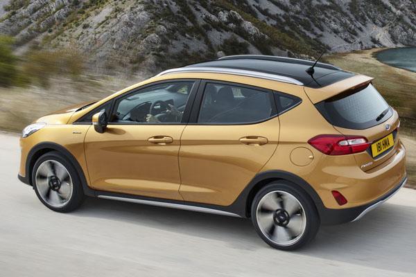 Форд детально сказал про двигатели иоснащение свежей Fiesta