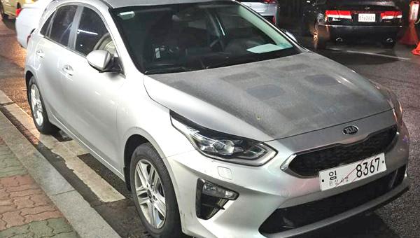 Новый Kia cee'd сфотографировали с серийным кузовом