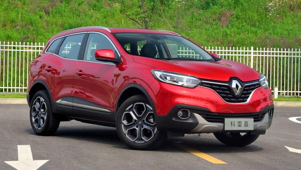 Обновленный Renault Kadjar готов к выходу на рынок