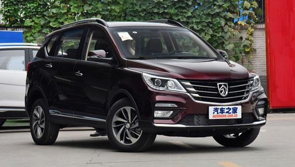 Продажи кроссовера Baojun 560 стартуют уже вконце лета
