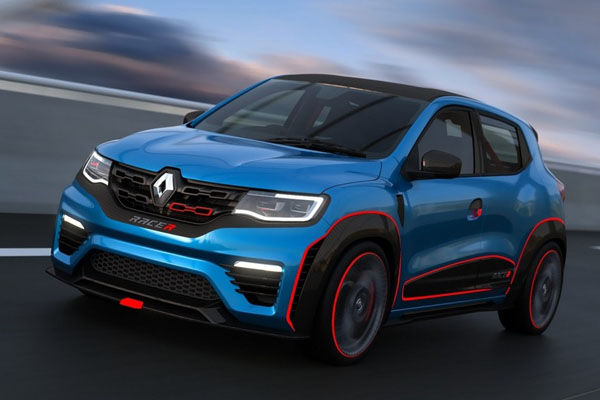 Renault Kwid оснастят автоматизированной трансмиссией AMT