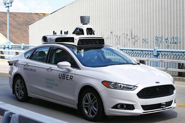 Форд в будущем году протестирует вевропейских странах беспилотные автомобили