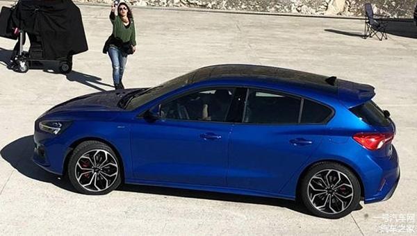 10апреля Форд презентует улучшенный Focus