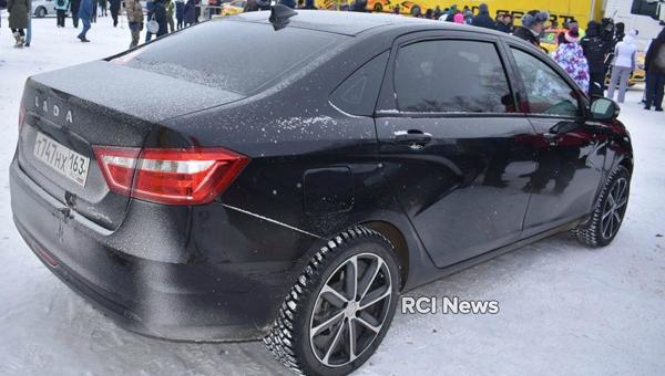 Волжский автомобильный завод остановил работу над седаном Лада Vesta Signature
