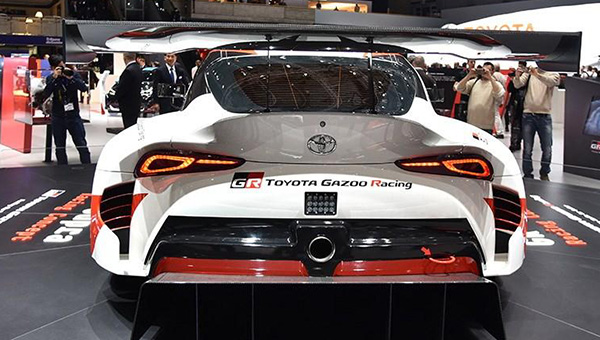 Новейшую Тойота Supra снабдят силовой установкой от БМВ