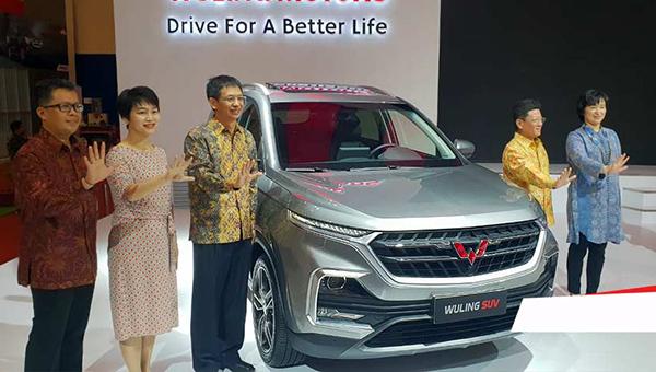 GM будет продавать перелицованный Baojun 530 под брендом Wuling