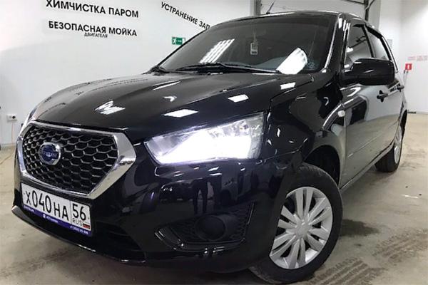 Datsun выпустил внедорожный кросс-хэтчбек для Российской Федерации