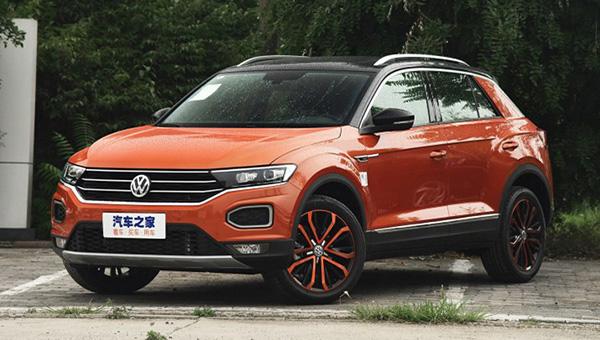 Фольксваген начал производство нового кроссовера VW Tayron