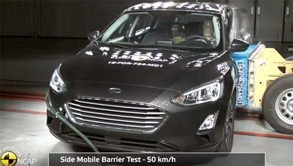Euro NCAP провел краш-тесты 2-х новинок автопрома