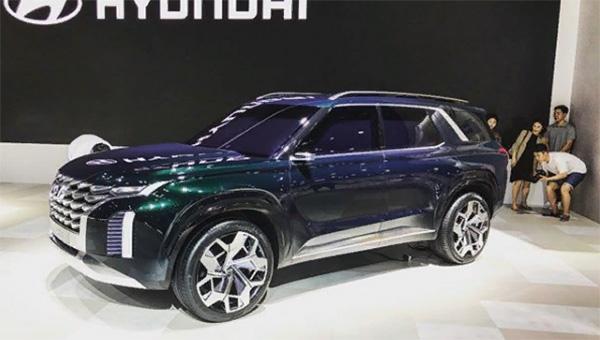 Новый флагманский внедорожник Hyundai Palisade могут вывести на рынок РФ