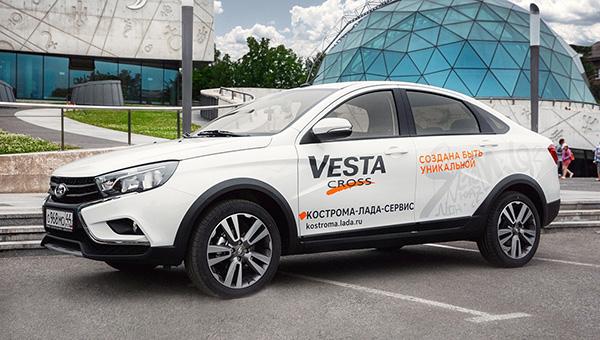 LADA Vesta в июле сохранила звание российского бестселлера