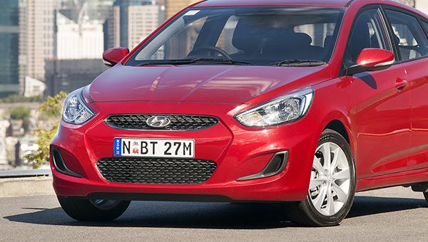 Hyundai Solaris предыдущего поколения получил обновление