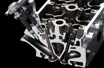 ...системы Dual Injector (двойной инжектор), которая снижает расход топлива бензиновых двигателей.