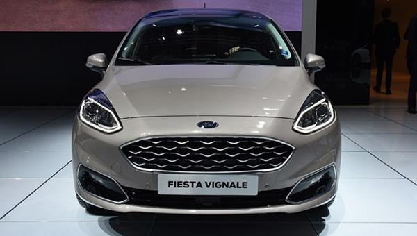 Хэтчбек Ford Fiesta превратили в маленький фургон