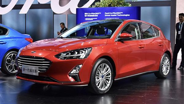 Форд Focus весной вошел в 10-ку европейских бестселлеров