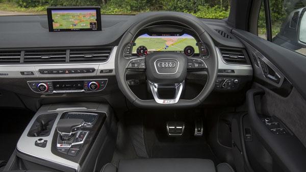 Новый полноприводный джип Ауди Q8 впервый раз замечен всерийном кузове