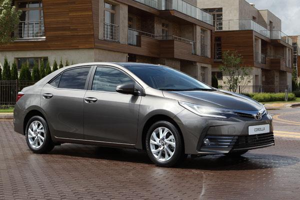 Обновленная Тойота Corolla получит агрегат от БМВ