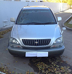 Toyota Harrier 2,2 авт