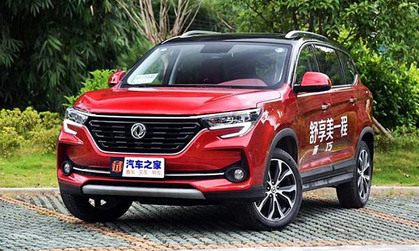 Dongfeng начал продажи дешевого аналога Рено Koleos