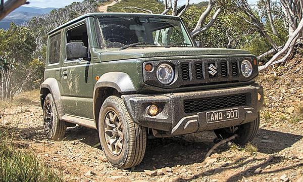 Продажи мини-джипа Suzuki Jimny в России стартуют осенью