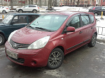 Nissan Note 1,4 мех