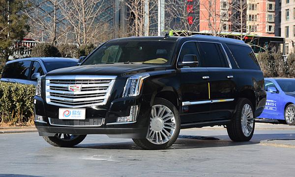 Электрический Cadillac Escalade показывает неплохие результаты