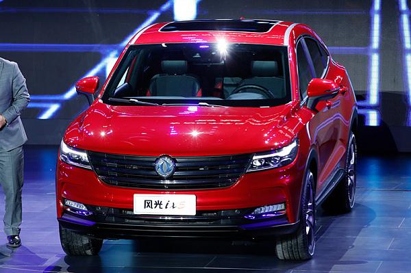 Через пару дней будет представлен китайский соперник БМВ X4
