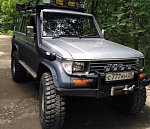 Toyota Land Cruiser Prado 3,5 мех