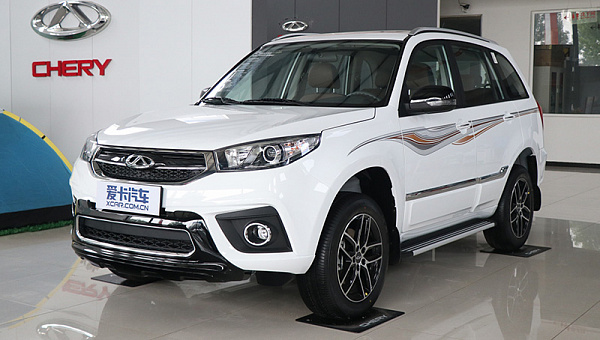 Названы самые распространенные вРФ китайские автомобили
