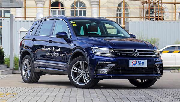VW отзовет кроссоверы Tiguan в РФ из-за риска короткого замыкания