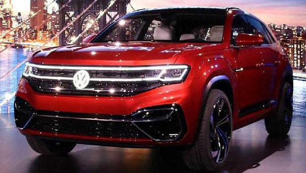 Volkswagen анонсировал новый пикап для города