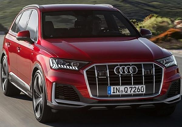 Обновленный Audi Q7 появится в России