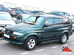 Ssang Yong Musso 1997