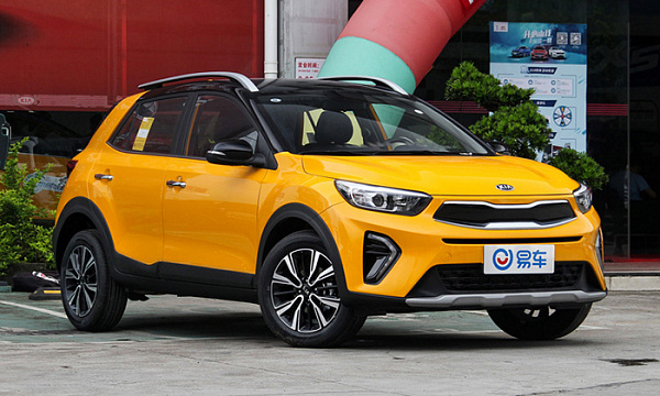 Новый Kia KX1 обошел в продажах Kia Sportage