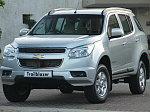 Chevrolet TrailBlazer 2,8 мех