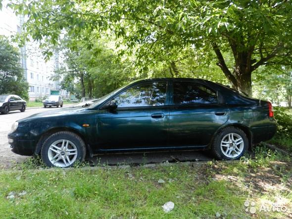 Смотрите, какая машина: kia shuma ii 2004 года за 199 999 рублей на автору!