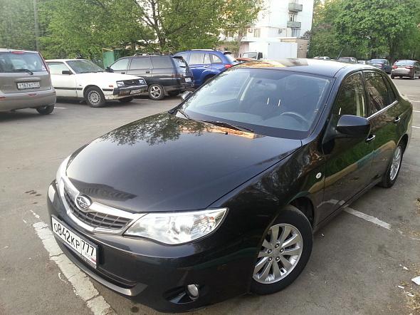 Купить Subaru Impreza 1,5 механика, 2008 г., пробег 70000 км, цена 450000 руб - продажа