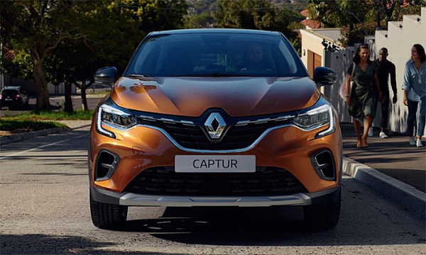 Renault презентовал новый Captur