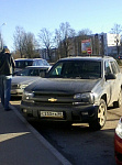 Chevrolet TrailBlazer 5,0 авт