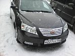 Geely Emgrand 2013